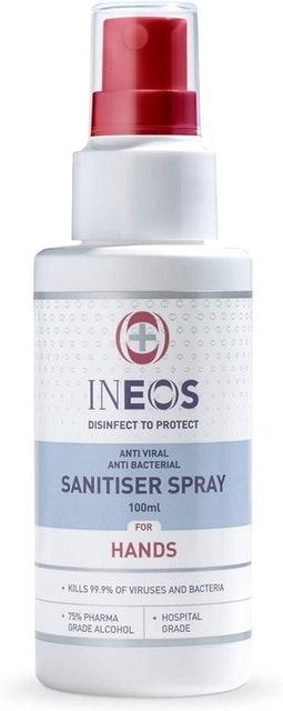 INEOS Sanitiser Spray for Hands 1