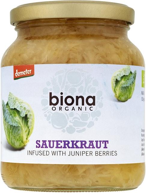 Biona Organic Sauerkraut 1