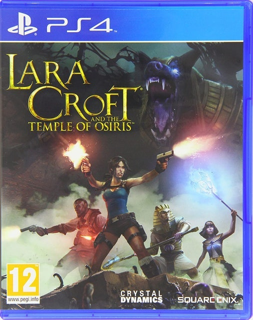Crystal Dynamics Lara Croft and the Temple of Osiris 1