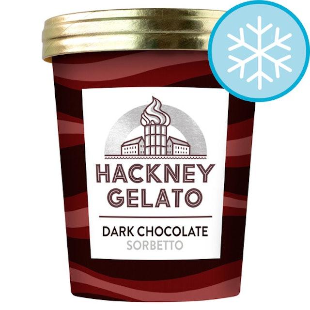 Hackney Gelato Dark Chocolate Sorbetto 1