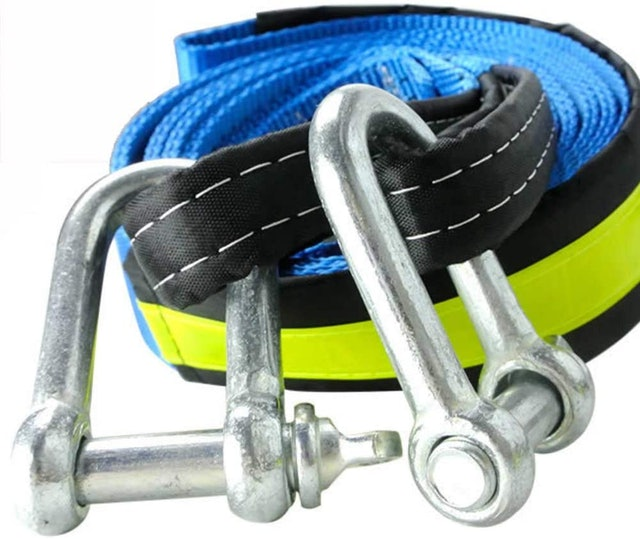 Beylos Tow Rope High Strength Towing Strap  1