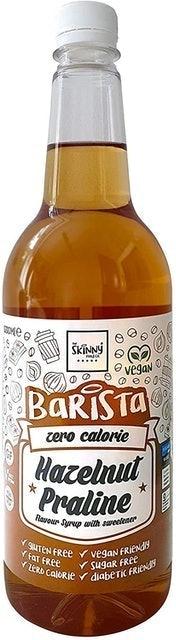 The Skinny Food Co. Hazelnut Praline Syrup 1