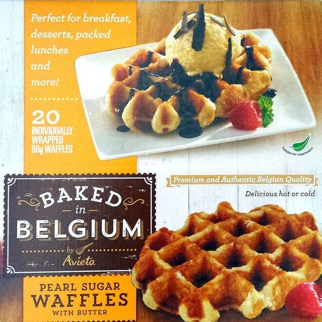 Belffles Premium Belgian Waffles  1