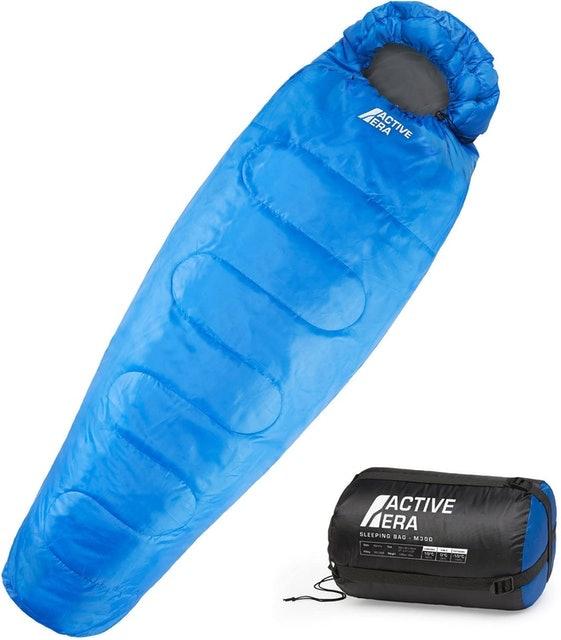 Active Era 300 Warm Mummy Sleeping Bag 1