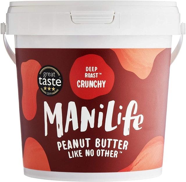 ManiLife Peanut Butter - All Natural, Single Origin 1