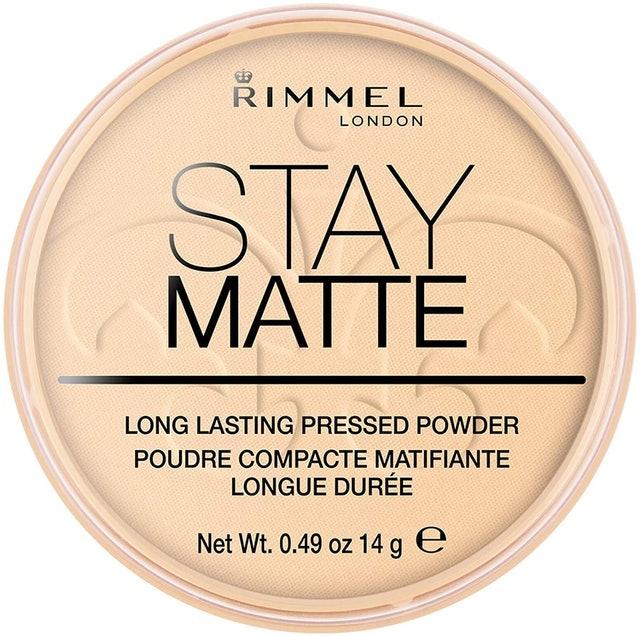 Rimmel Stay Matte Pressed Powder 1