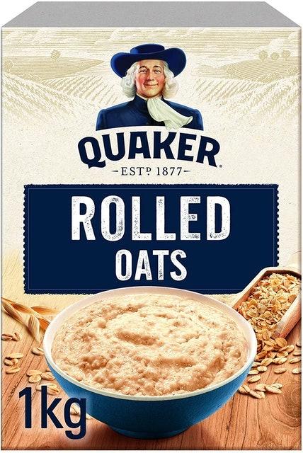 Quaker Porridge Rolled Oats 1