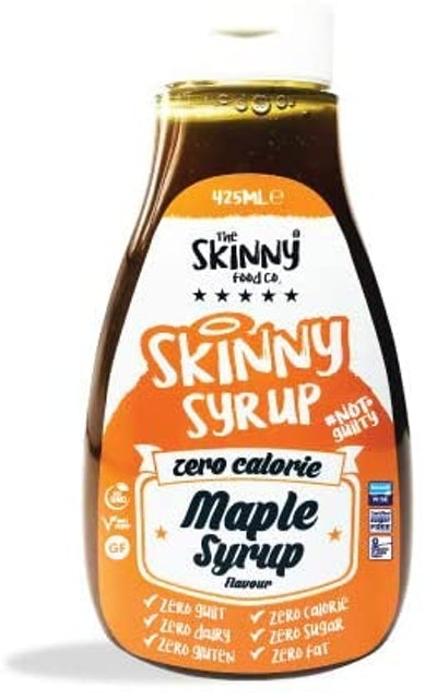 The Skinny Food Co. Zero Calorie Maple Syrup 1