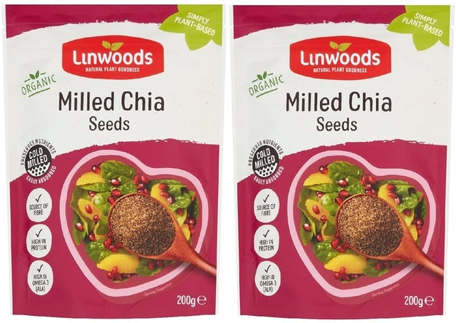 Linwoods Milled Chia Seed 1