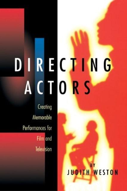 Judith Weston Directing Actors 1