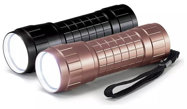 RAC 100 Lumen LED Aluminium Torch 1