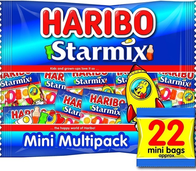 Haribo Starmix Multipack 1