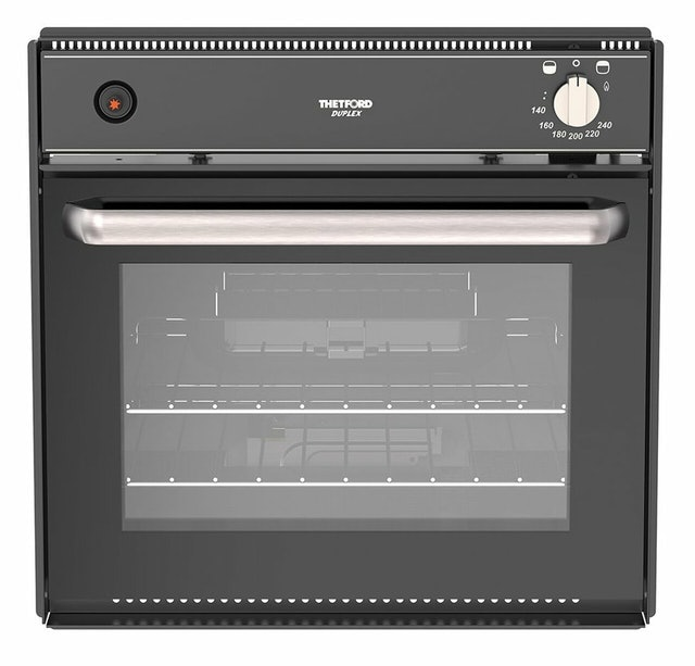 Spinflo Duplex Caravan and Motorhome Oven Grill 1