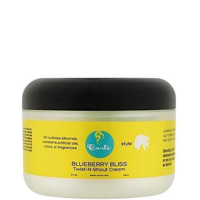 Curls  Blueberry Bliss Twist-N-Shout Cream  1