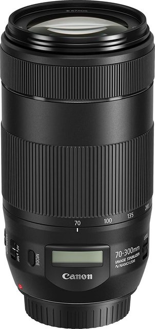 Canon EF 70-300 mm f/4-5.6 IS II USM Lens 1