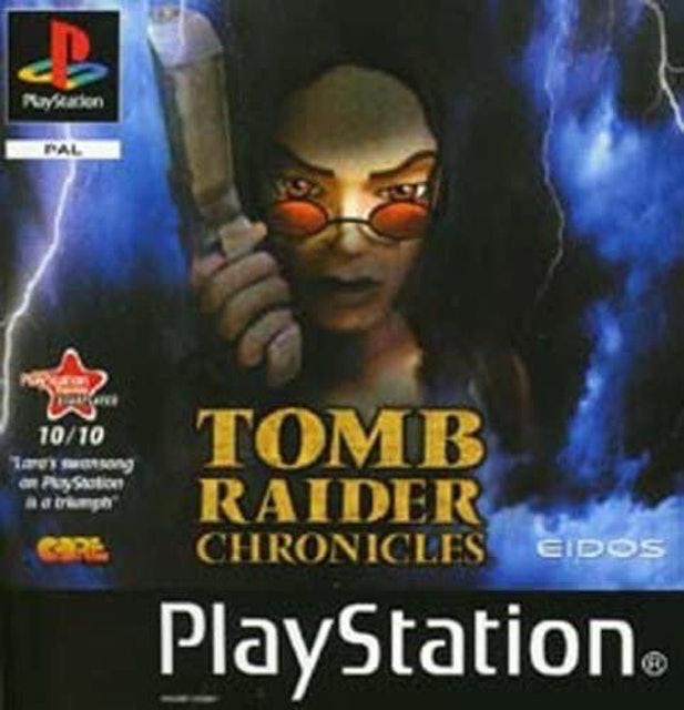 Core Design Tomb Raider Chronicles 1