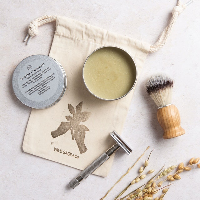 Wild Sage and Co Shave Kit  1