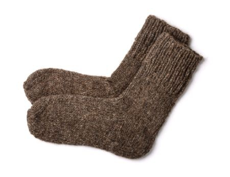 For a Warm, Durable and Breathable Sock, Merino Wool Is Best