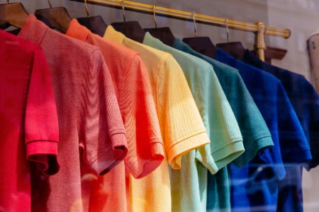 Choose a Colour and Pattern to Match Your Current Wardrobe