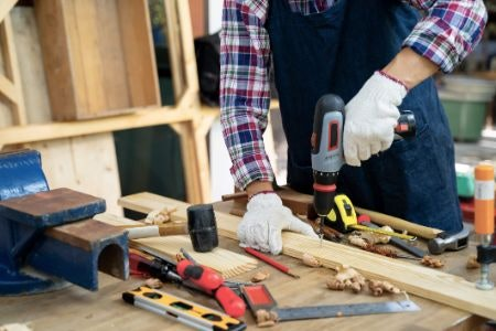 Planning Larger or Specific DIY Projects? Go for More Comprehensive Kits With Extras