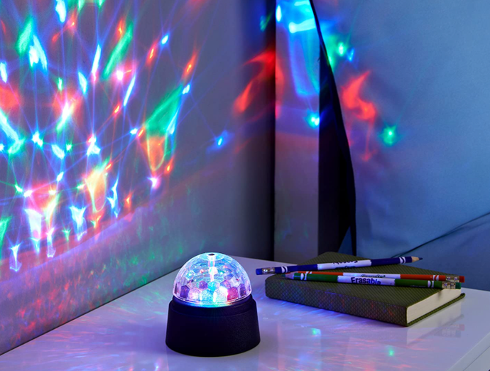 Disco Lights for Floors and Surfaces Provide a Sensational Light Show but Require a Safe Place to Set them Up