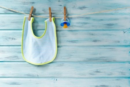 Tips for Cleaning Your Baby Bib