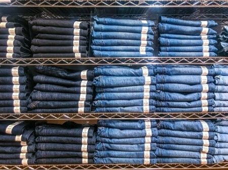 Why Stick to Just Blue? There Are Plenty of Different Denim Colours