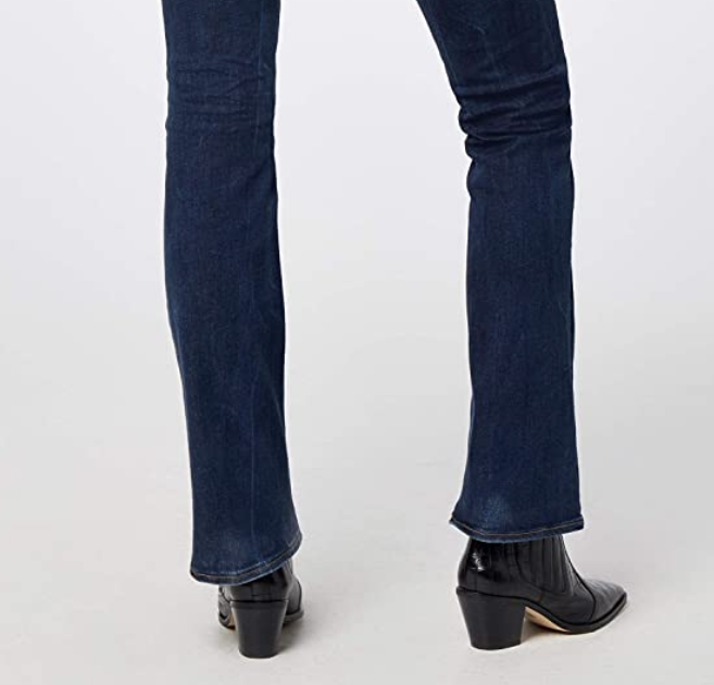 Versatile Wide Leg Jeans Can Be Worn Over or Under Boots