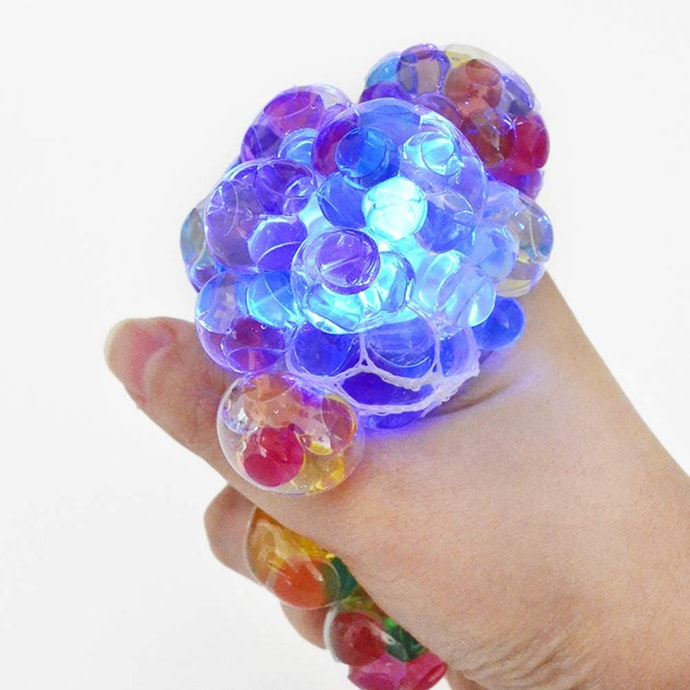 Plastics Can Provide More Sensory Input When Fidgeting