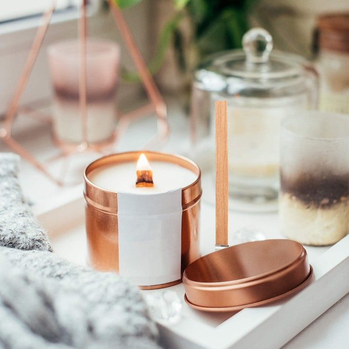 Which Wick Will Do the Trick? Deciding Between Classic Cotton and Crackling Wood
