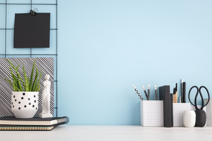 Choose a Practical Material That Fits Your Desk Aesthetic