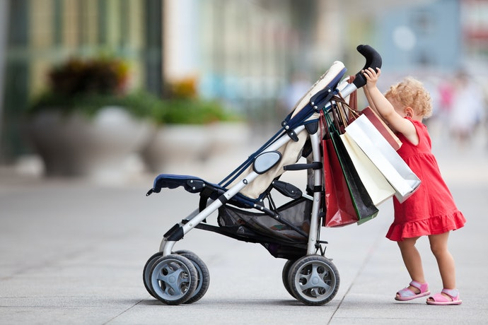 Find a Buggy With Plenty of Extra Storage
