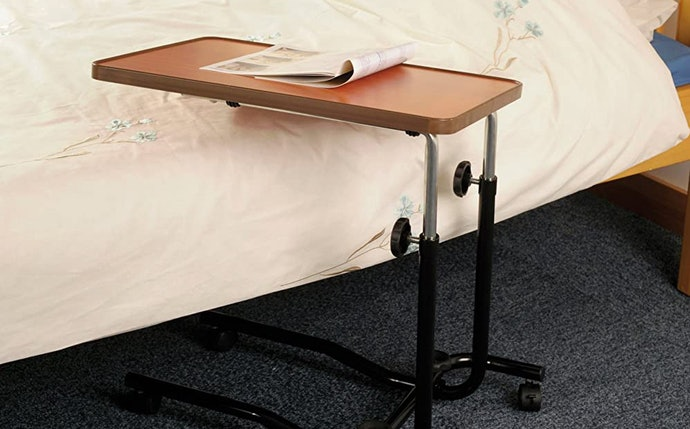 Side Tables Fit Beds With Sufficient Space Underneath