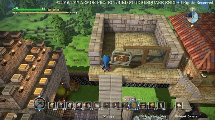 Building Games Encourage Creativity