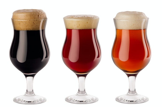 Tulip Glasses Can Enhance Flavour and Aroma
