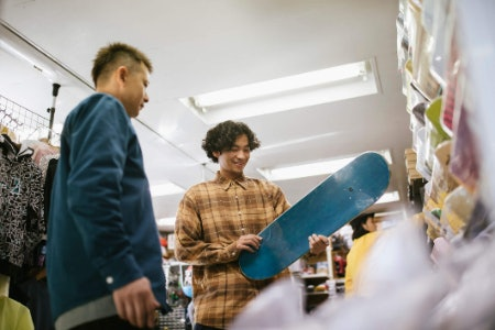 A Deck's Width Is Considered Its Most Important Measurement as It Influences Your Skating