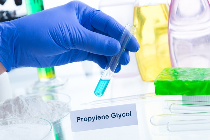 Propylene Glycol and Sodium Hydroxide Are Strong and Abrasive
