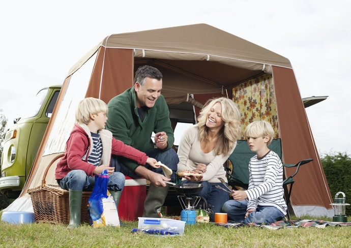 Quality Products for Clued-up Campers