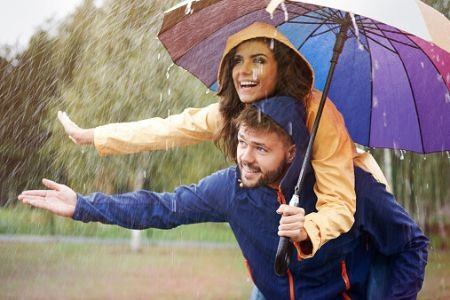 More Waterproof Products for Rainy Days