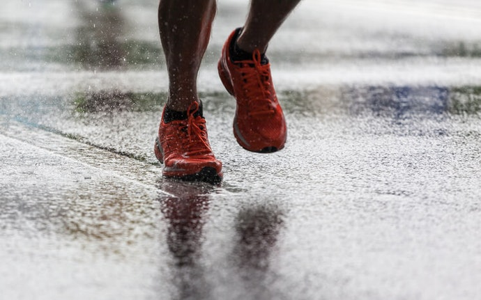 Synthetic Fabrics Have the Edge Over Natural Uppers When It Comes to Keeping Your Feet Dry