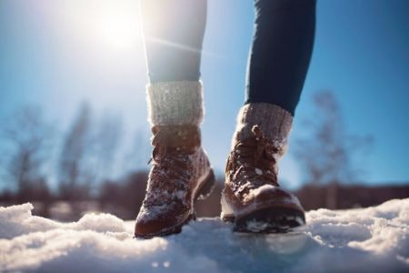 Secure and Cosy, Ankle-Height Socks Are the Ideal Length for Hiking