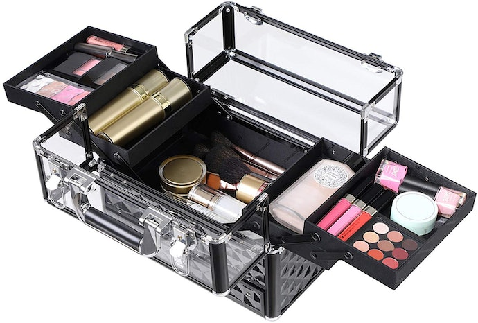 Large and Medium Bags Can Hold Much More, Including Brushes and Palettes