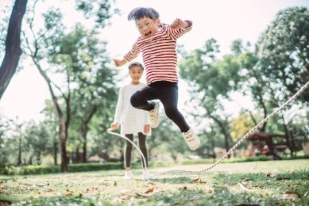 More Active Fun for Kids