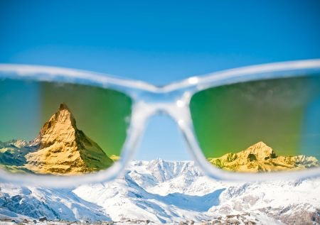 Think About the Lense Material: Lenses Affect More Than Just the Visibility