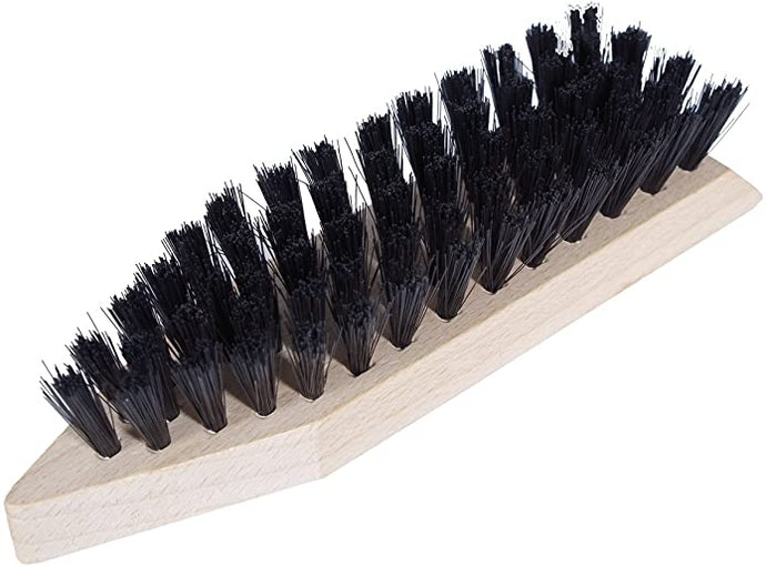 Synthetic Shoe Brushes Are for Tough Cleaning