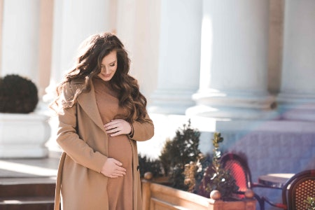 What Is a Maternity Coat?