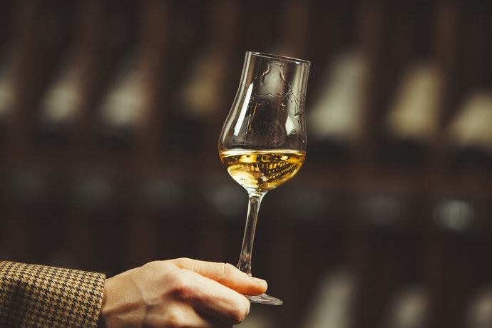 Try a Tulip Glass for Sampling Whiskey