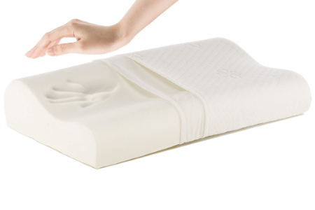 Memory Foam Moulds to Your Shape and Doesn't Deform Over Time