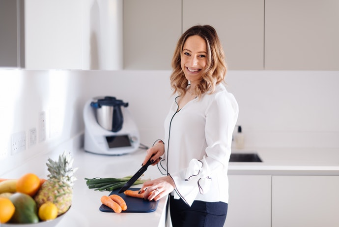 With Specialist Consultation From Nutritionist Jenna Hope