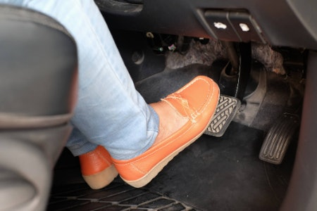 Make Sure Your Driving Shoes Are Lightweight to Enable a Responsive Feel